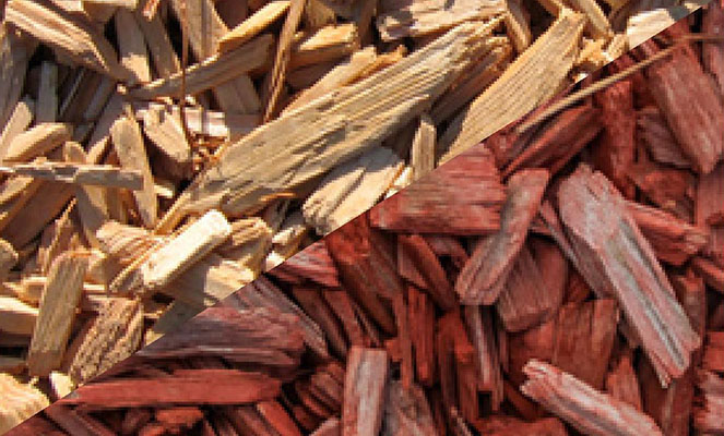 Tropical Mix Hardwood Chips