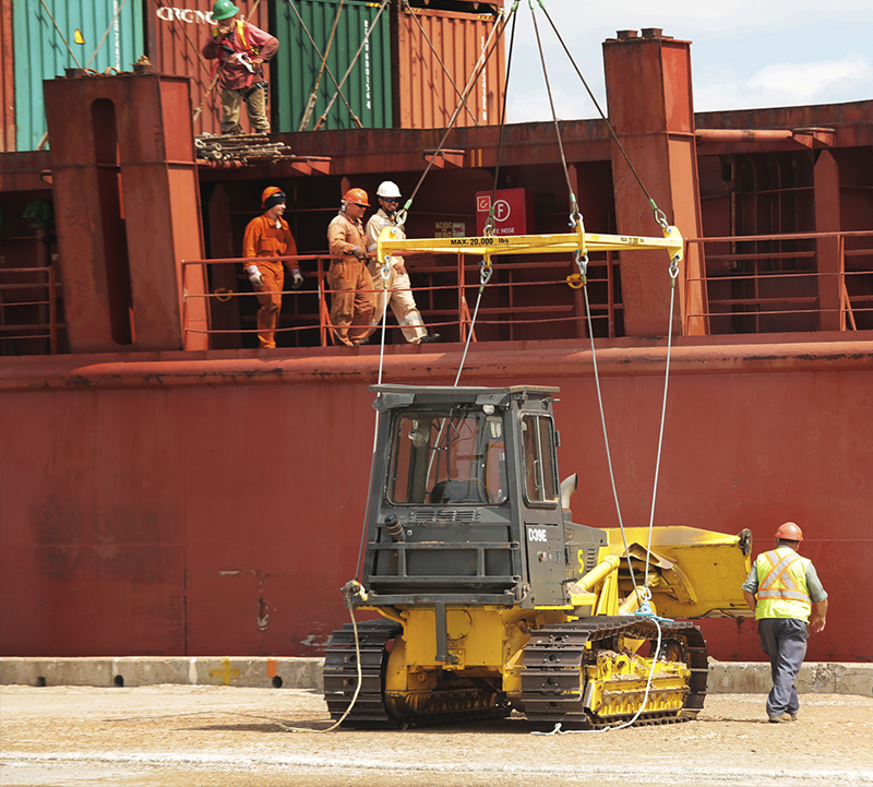Port Operations – Great Northern Timber