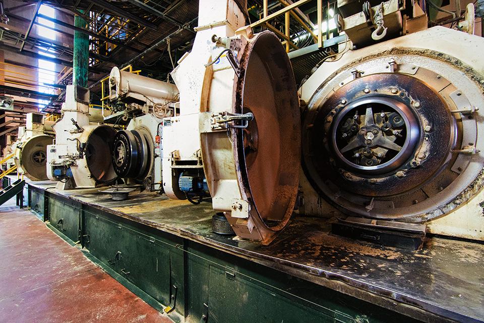 gnt-pellet-mill-process
